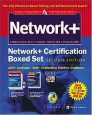 Cover of: Network+(TM) Certification Boxed Set by Syngress Media