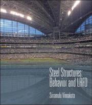 Cover of: Steel Structures | Ramulu S Vinnakota