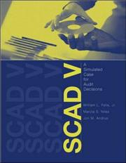 Cover of: Scad V with User Guide Windows Package | William L. Felix