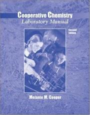 Cover of: Cooperative Chemistry Laboratory Manual | Melanie M Cooper
