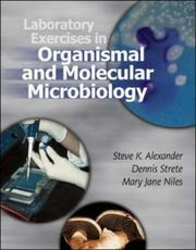 Cover of: Laboratory Exercises in Organismal and Molecular Microbiology by ALEXANDER