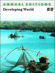 Cover of: Developing World 02/03 | Robert J. Griffiths