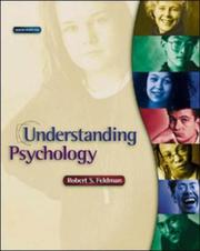 Cover of: Understanding Psychology W/In-Psych CD | Robert S Feldman