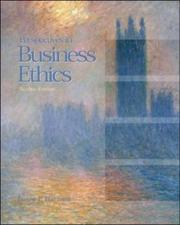 Cover of: Perspectives in Business Ethics with PowerWeb by Laura P. Hartman