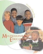 Cover of: Multicultural Education | Valerie Ooka Pang