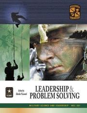 Cover of: MSL 301 Leadership and Problem Solving Textbook | ROTC Cadet Command
