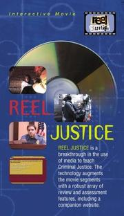 Cover of: Reel Justice Interactive Movie CD-ROM by WILL Interactive
