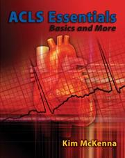 Cover of: ACLS Basics and More w/Student CD & DVD | Kim McKenna