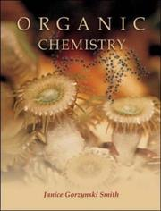 Cover of: Organic Chemistry by Janice Gorzynski Smith