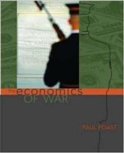 Cover of: The Economics of War | Paul Poast