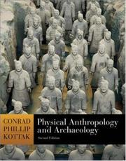 Cover of: Physical Anthropology and Archaeology with Living Anthropology Student CD | Conrad Kottak