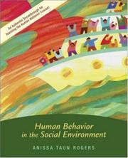 Cover of: Human Behavior in the Social Environment | Anissa Rogers
