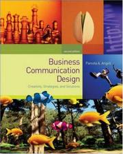 Cover of: Business Communication Design & OLC Premium Content Card | Pamela A. Angell