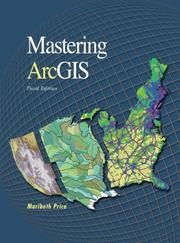 Cover of: Mastering ArcGIS with Video Clips CD-ROM | Maribeth H. Price
