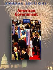 Cover of: Annual Editions by Bruce Stinebrickner
