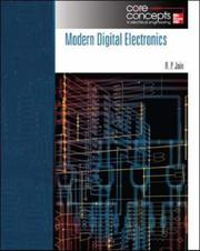 Cover of: Modern Digital Electronics by R.P. Jain
