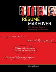 Cover of: Extreme Resumé Makeover | Cindy Kenkel