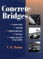 Cover of: Concrete Bridges | V. K. Raina