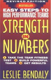 Cover of: Strength in numbers | Leslie Bendaly