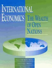 Cover of: International Economics by Jorgen Ulff-Mller Nielsen