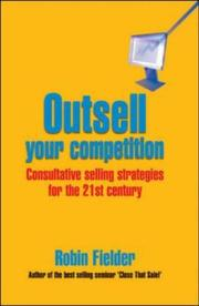 Cover of: Outsell Your Competition (Mike Meyers Certification) | Robin Fielder