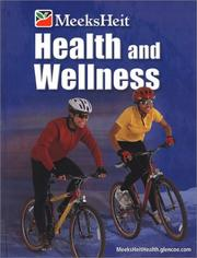 Cover of: Health and Wellness by Linda Meeks