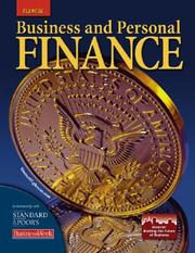 Cover of: Business and Personal Finance | McGraw-Hill