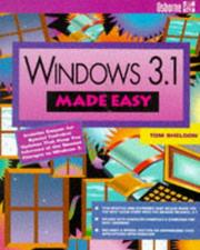 Cover of: Windows 3.1 Made Easy | Tom Sheldon