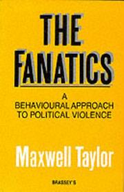 Cover of: Fanatics | Maxwell Taylor