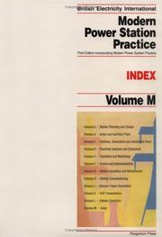 Cover of: Modern Power Station Practice by British Electricity International