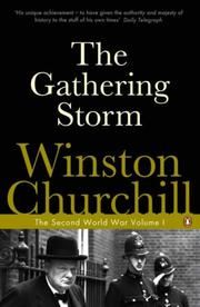 Cover of: The Gathering Storm (Second World War) | Winston S. Churchill