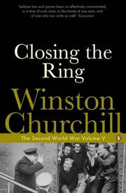 Cover of: Closing the Ring (Second World War) | Winston S. Churchill