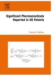 Cover of: Significant Pharmaceuticals  Reported in US Patents | Thomas F. DeRosa
