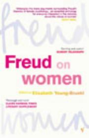 Cover of: Freud on Women | Elisabeth Young-Bruehl