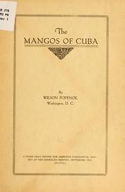 The mangos of Cuba