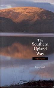 Cover of: The Southern Upland Way | Roger Smith