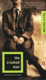 Cover of: The crooked man by Philip Davison