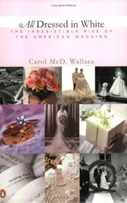 Cover of: All Dressed in White | Carol Wallace