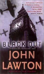 Cover of: Black Out | John Lawton