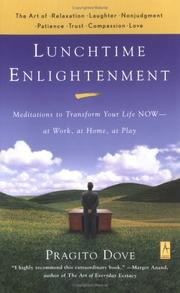 Cover of: Lunchtime Enlightenment | Pragito Dove