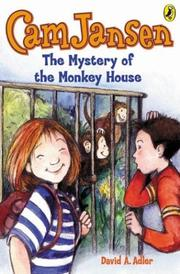 Cover of: Cam Jansen 10 Mystery at Monkey House (Cam Jansen) by David A. Adler
