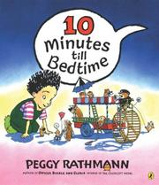 Cover of: 10 Minutes to Bedtime | Peggy Rathman