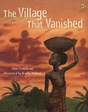 Cover of: The Village that Vanished | Kadir Nelson