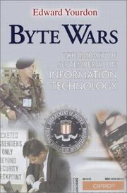 Cover of: Byte Wars | Edward Yourdon