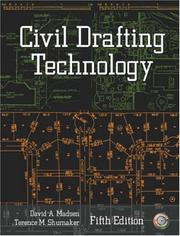 Cover of: Civil Drafting Technology | David A. Madsen