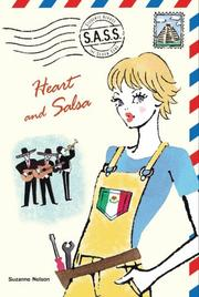 Cover of: Heart and Salsa (S.A.S.S.) | Suzanne Nelson, Suzanne Marie Nelson