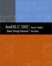Cover of: AutoCAD LT 2002 | David A. Madsen