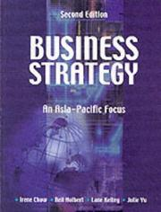 Cover of: Business Strategy | CHOW