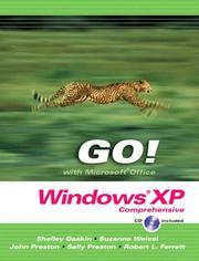 Cover of: GO! with Microsoft Windows XP | Shelley Gaskin