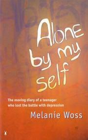 Cover of: Alone By Myself | Melanie Woss